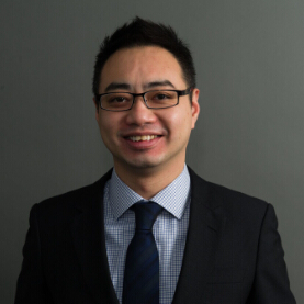 Tony Chan Hong Kong Branch Manager